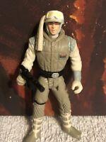 Kenner Star Wars Action Figure POTF Power of the Force Luke Skywalker Hoth Gear