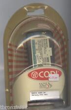 CODI BLT Z500N - BATTERIA PER SAMSUNG Z500 NERA 800MAH