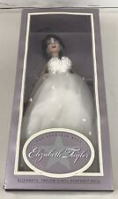"""Franklin Mint Elizabeth Taylor Father Of The Bride Doll Complete in Box RARE 16"""""""