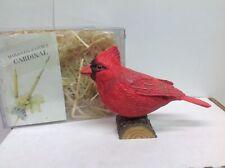Marjolein Bastin Hallmark Birds At My Window Collection Cardinal Nature's Sketch