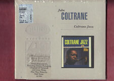 JOHN COLTRANE - COLTRANE JAZZ remastered CD DIGIPACK  NUOVO SIGILLATO