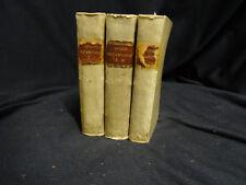 Le metamorfosi D'Ovidio -  Venezia 1797 Orlandelli Pezzana – Vol.1-3
