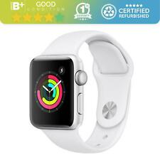 Apple Watch Series 3 42mm | 8GB | GPS | Silver with White Band