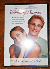 The Wedding Planner (DVD, 2001) Jennifer Lopez