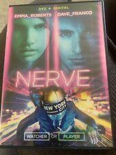 Nerve (DVD, 2016)