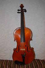 Old,french  Antique, Vintage Violin Lab. copie de antonio stradivaruis 1/2 Size