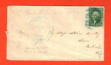 US #14 Classic 10c Washington - Marysville, California Postal History Cover