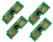 (4) Toner Reset Chip for HP LaserJet 4250, 4350 for Q5942X, 42X Cartridge Refill