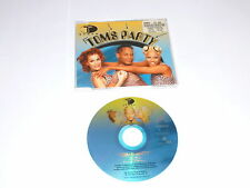 T SPOON - Tom's Party - 1998 3-track PICTURE CD single