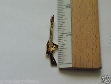 Gun Shaped Guitar Pin  , (**)