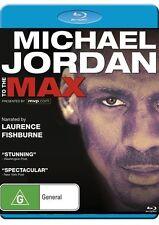 Michael Jordan to the Max NEW B Region Blu Ray