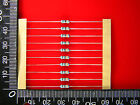 100PCS  330 ohm   330R 0.25w Metal Film Resistors 1/4w Watt Resistor 1% #0243