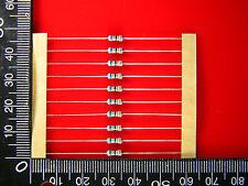 100PCS  10K ohm  10000R 0.25w Metal Film Resistors 1/4w Watt Resistor 1% #0276