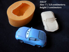 Silicone Mould SALLY (CARS) Sugarcraft Cake Decorating Fondant / fimo mold
