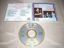 STAN GETZ meets JOAO & ASTRUD GILBERTO/IMMORTAL CONCERTS/GIANTS OF JAZZ CD 1988
