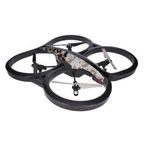 Parrot AR.Drone 2.0 Elite Edition sand Drone Quadrocopter Zustand Akzeptabel