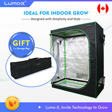 Grow Tent 2' x 4' 600D High-Reflective Hydroponics Plant Growing Lumo-X