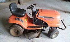 Husqvarna LT1536 ride on lawn mower