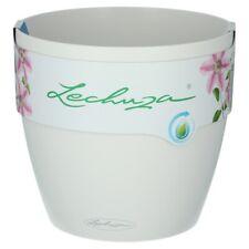 Lechuza Classico Color 28 - weiß Komplettset Mengenrabatt Pflanzgefäß Blumentopf