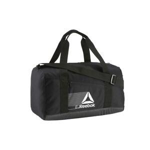 Reebok (Black) Active Foundation Grip Duffle Bag DU2997