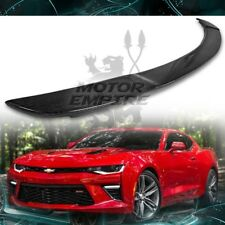 Carbon Fiber Rear Trunk Spoiler Racing Style Wing For 16-18 Chevy Camaro