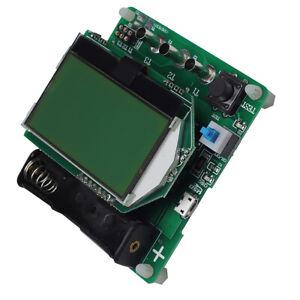 Komponententester Transistordioden Kapazitätsprüfer ESR Messgerät