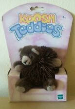 Koosh teddies - 1999 OddzOn - Plush Doll Peluche Orso Bear Dog Cane Trudi hasbro