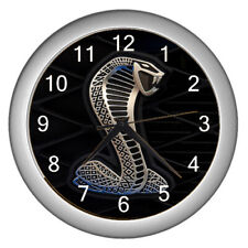 2020 Ford Mustang Shelby Gt500 Logo Wall clock