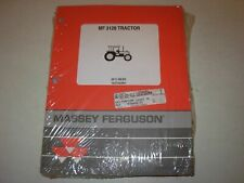 Massey Ferguson MF 3120 Tractor Parts Manual , issued 1995
