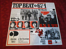 LP TOP BEAT 67/1 (Hollies, Troggs) Ariola 1967