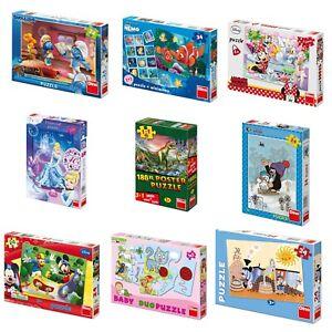 Kids Jigsaws Age 3 4 5 6 7 Puzzle Childrens Boys Girls Pre-School Baby 2-300 Pcs