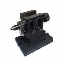 RDGTOOLS Table Rotative Poupée Réglable 110 mm - 150 mm Tours Myford