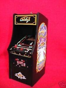 MINI borne arcade galaga *** SON & LUMIERE ***