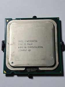Intel Core2 Quad Extreme - QX9650 - Q7UE - (4 cores 3Ghz) - Intel Confidential