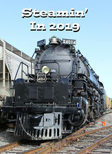Train DVD: Big Boy 4014, N&W 611 and MORE - Steamin' In 2019