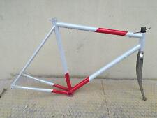 """vintage telaio frame corsa road   53 x 56 28""""  eroica NOS acciaio steel"""
