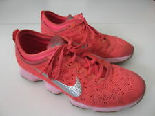 Women's NIKE 'Zoom Fit Agility' Sz 8 US Runners Pink VGCon | 3+ Extra 10% Off