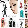 Waterproof 4D Black Silk Fibre Mascara Eyelashes Extension Long Lasting Make Up