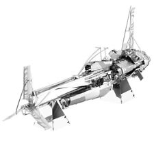 Star Wars Solo – enfys Nido's bajan Bicicleta Metal Tierra 3D Láser Cortar Metal Puzzl..