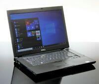 Dell Precision M4400 Intel Centrino P8600 2.4 GHz 4 GB Ram 320 GB HDD FX 770m