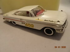 BROOKLIN HOTROD HR01 CHEVROLET IMPALA SUPER STOCK 1/43 scale