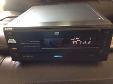 Sony DVP-CX850D Disc Explorer 200 Disc DVD / CD / Video CD Player W/ Remote