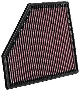 K&N Hi-Flow Performance Air Filter Fits BMW 33-3051 fits BMW 3 Series 320 i (...