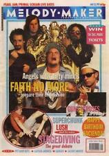 Faith No More Hacienda Club Suede Superchunk Heroes Lush Guns n' Roses magazine
