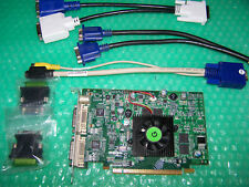 Matrox Parhelia APVe 128MB PCIe Triple Monitors Graphics Card, Used