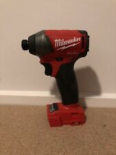 Milwaukee M18FID Impact Driver Skin Excellent Condition