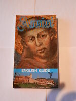 VINTAGE GUIDE TO ASSISI - EXCELLENT CONDITION