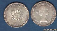 Canada - 1 Dollar 1964 Elizabeth II Argent Silver Qualité TTB - SUP - Canada