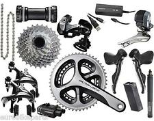 NEW Shimano Dura-Ace 9070 9000 Di2 9000 Full Electronic Group Set Kit BT-DN110