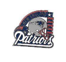 1994 Peter David New England Patriots Pin